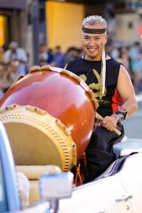 KE Nisei Week Grand Parade 2015 Mark g - Official Homepage of Kenny Endo