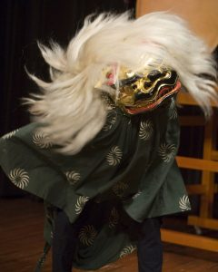 KE lion Shuzo Uemoto s - Official Homepage of Kenny Endo