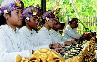 Cudamani Balinese Gamelan Orchestra - Official Homepage of Kenny Endo
